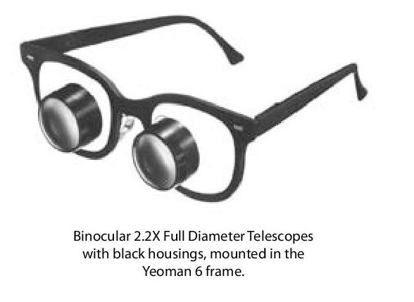 full diameter telescope